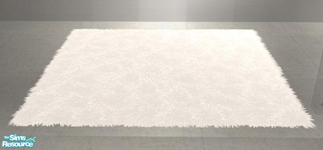 Shinokcr S Crazy Livingroom Recolors Fluffy Rug Large White