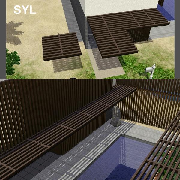 Eryt96's SYL Zen Paradise Awning