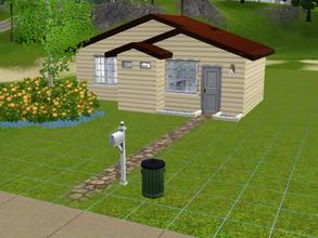 Sims 3 — Cute and Cozy by sims_freak_2008 — 1 bedroom 1 bath