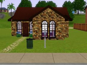 Sims 3 — Warm Haven by sims_freak_2008 — 2 bedroom 1 bath