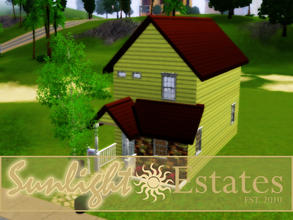 Sims 3 — Sunlight Estates 1 by sims_freak_2008 — 1 bed 1 bath