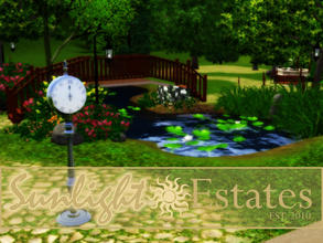 Sims 3 — Sunlight Park by sims_freak_2008 — A beautiful place to relax and socialize.