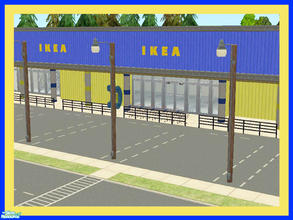 Sims 2 — Ikea by BadDay — Yes, the Swedish shop you either love to death, or loathe to death is here for your Simmies!
