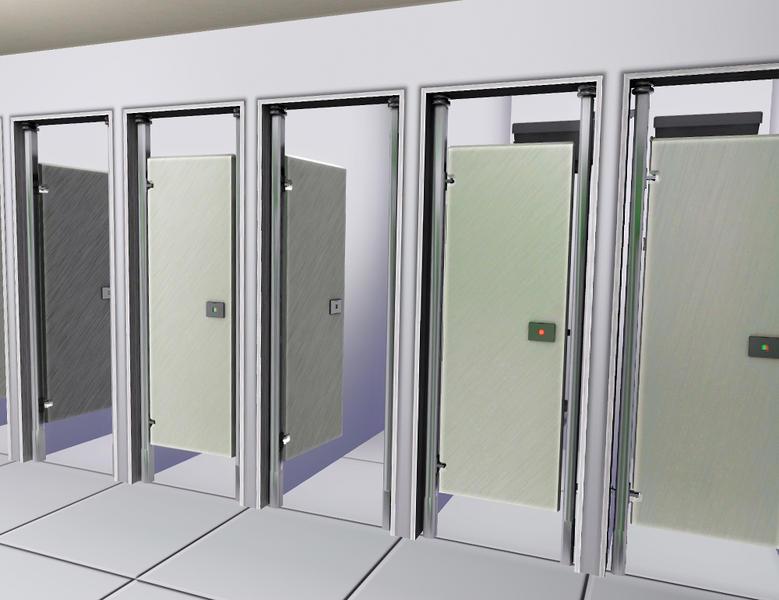 & Cyclonesueu0027s Toilet Doors