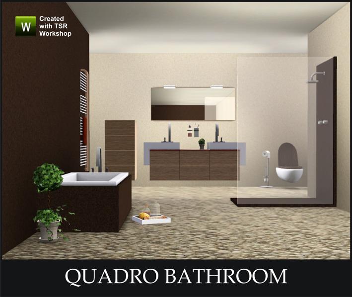 Gosik S Quadro Bathroom