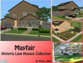 Downloads sims 2 lots residential lots famous buildings wisteria lane house katherine malvernweather Image collections