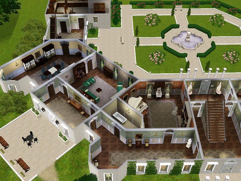 Missyzims Goodwood House