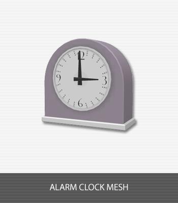 living dead girl 39 s emma bedroom alarm clock