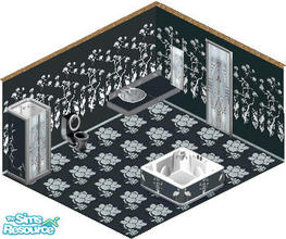 Downloads Sims 1 Sets Bathrooms