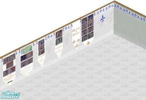 Sims 1 — Franks Set by carriep — Includes: Paintings (7), Wall