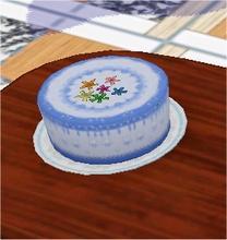 Sims 3 Downloads Cake - Sims 4 Wedding Cake Cheat
