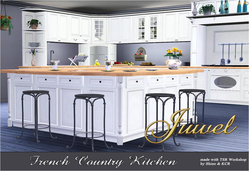 ShinoKCRs Kitchen Juwel