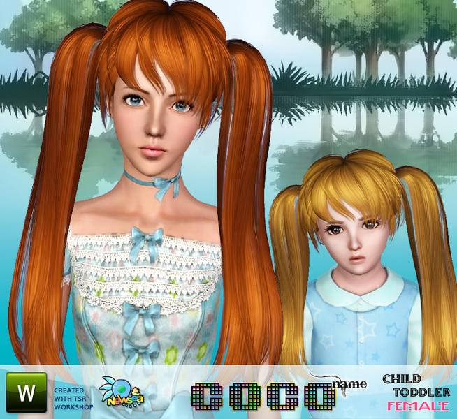 Newsea Coco Female Hairstyle Ribbon Accessory
