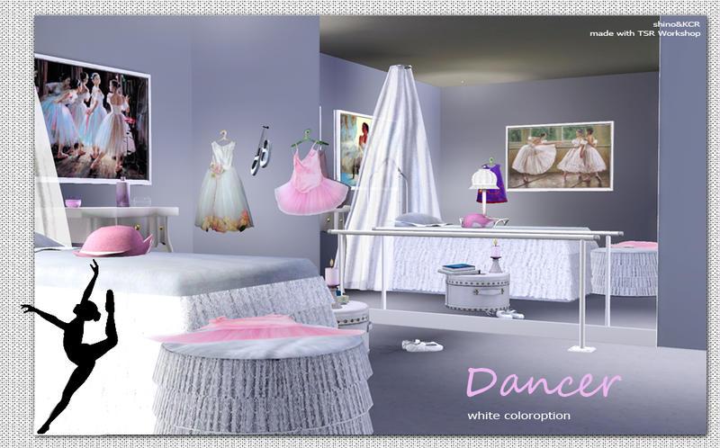 Shinokcr S Singlebrassbedroom Dancer