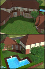 Sims 2 — 2 Neston Square by Lil-Kiki — This beautiful countryside home is perfect for the family who prefer greenery and