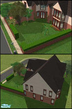 Sims 2 — Linford Avenue by Lil-Kiki — This Large family home has a warm country feel to it. It comes with plenty of