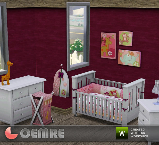Cemre S Lindsey Nursery Collection