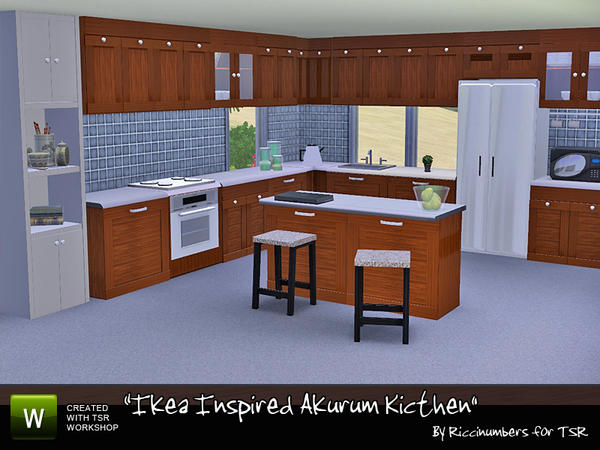 thenumberswoman 39 s ikea inspired akurum kitchen. Black Bedroom Furniture Sets. Home Design Ideas