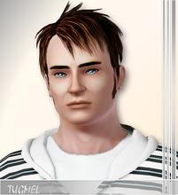 Sims 3 — Male ModeL-05 [Young Adult]  by TugmeL — None Expansion Stuff Packs!! By TugmeL@TSR