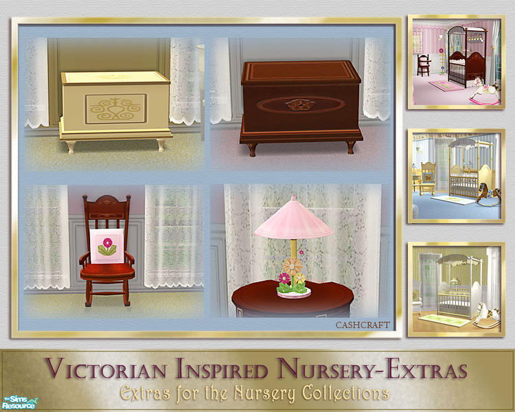 cashcraft s victorian nursery extras Toy Chests for Boys Toy Chest for Girls