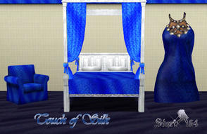 Sims 3 — TouchOfSilk by stori_64 — pattern of a silky feel