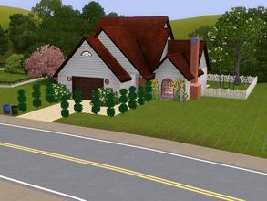 Sims 3 — 36 Sweetwater Loop: 3bed, 2 bath traditional home by charmedtink — This quainte traditional style home includes