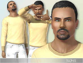 Sims 3 — Male ModeL-06 [Young Adult]  by TugmeL — None Expansion Stuff Packs and Hair not included!! *Hair: