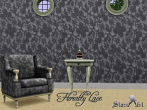 Sims 3 — Floralty Lace by stori_64 — Another lace material