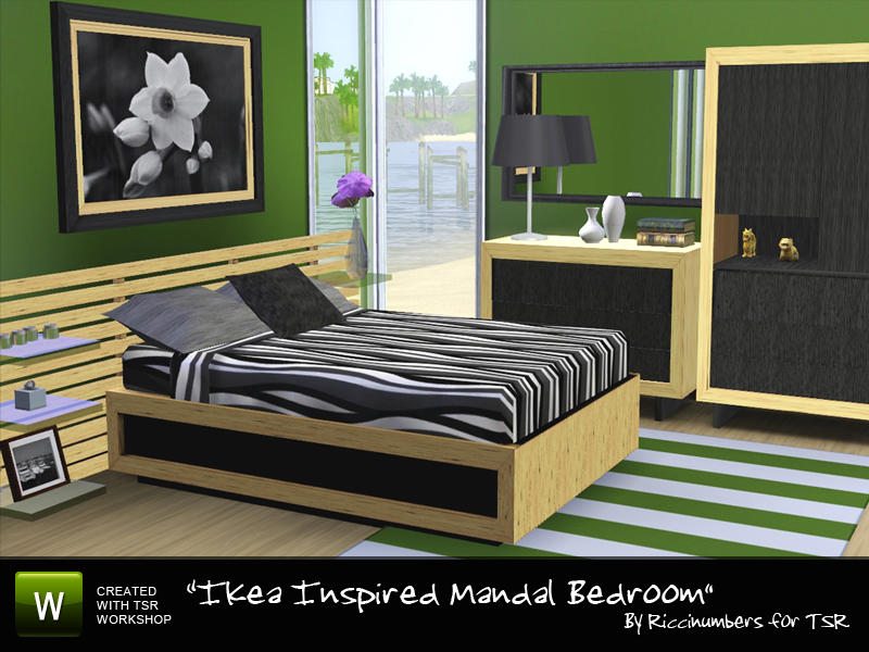 thenumberswoman 39 s ikea inspired mandal bedroom. Black Bedroom Furniture Sets. Home Design Ideas