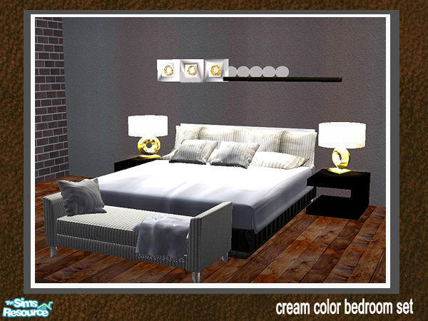 huabanzhu 39 s cream color bedroom set