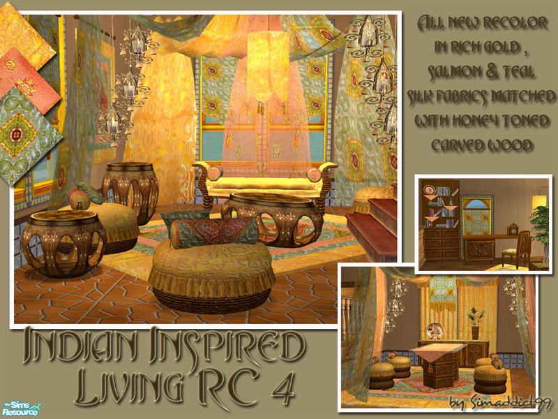Indian Inspired Living ...