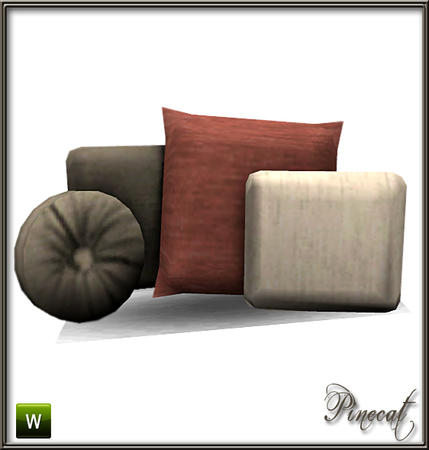 Pinecat s Acaydia Throw Pillows