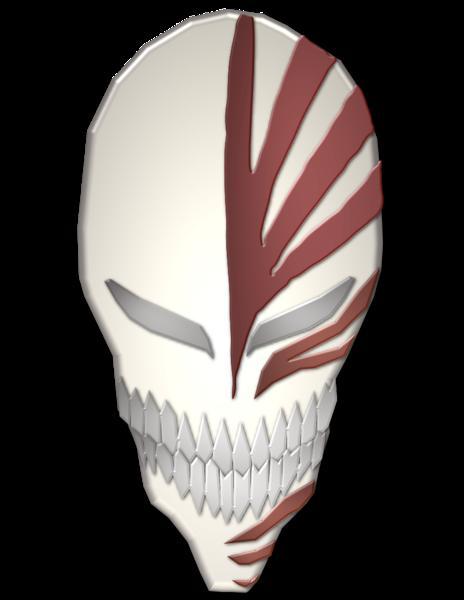 Salemsaibot Ichigo Full Hollow Mask Test