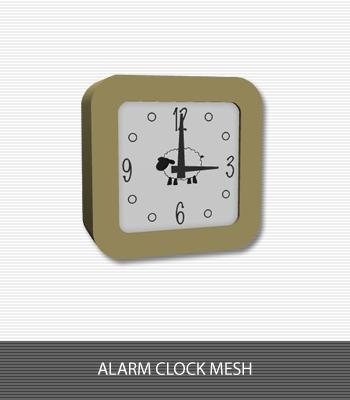 living dead girl 39 s patrick bedroom alarm clock