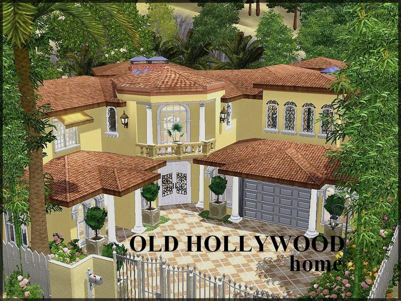 Ashleyparker S Spanish Style Hollywood Villa