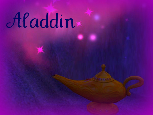 Aladdin the movie part 1