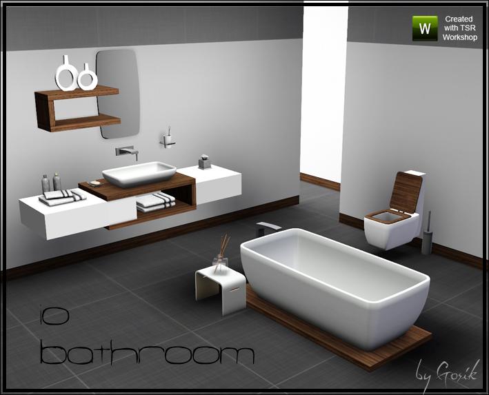 Gosik S Io Bathroom