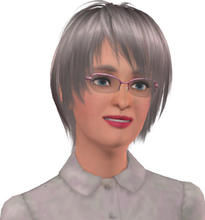 Sims 3 — Granny Madison by alicia7tommy — Granny Madison, mother of Claudia. She is the first of many sims for my new