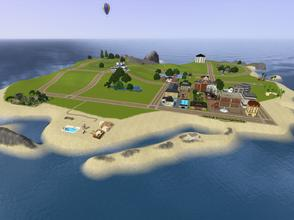 Free Sims 3 Worlds - 'store'