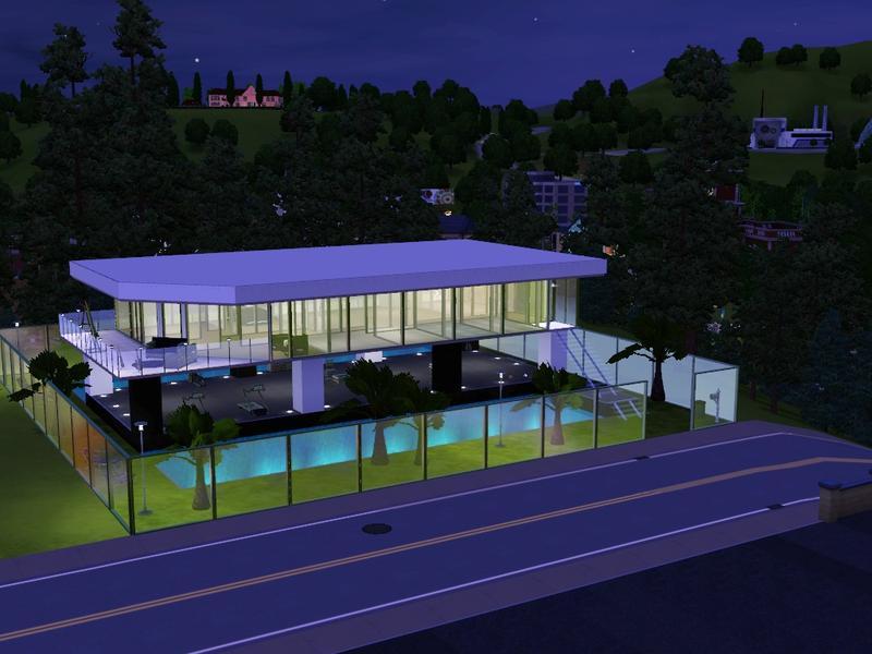 karinalangkjer's Modern Rich House