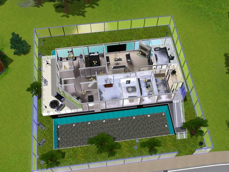 karinalangkjers Modern Rich House