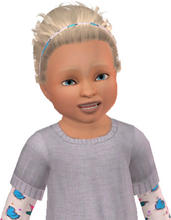 Sims 3 — Hannabelle Maclaine by alicia7tommy — Hannabelle Maclaine is the daughter of Galen and Claudia Maclaine,