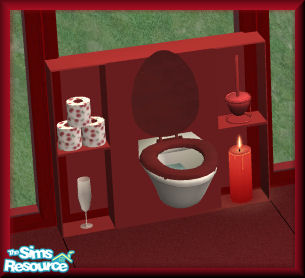 Stupendous Momamas Nk Salsa Bath Dark Red Toilet Ocoug Best Dining Table And Chair Ideas Images Ocougorg