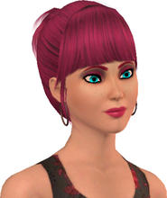 Sims 3 — Jonice Cortland by alicia7tommy — Jonice is the daughter of Maxwell, her mother , someone she would rather not