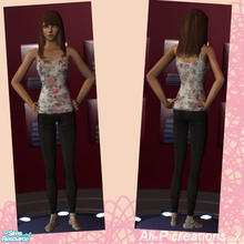 Jeans' 2 2 Clothing Sims 'skinny Sims 8nmN0w