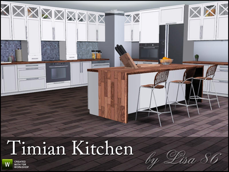 Lisa 86 S Timian Kitchen