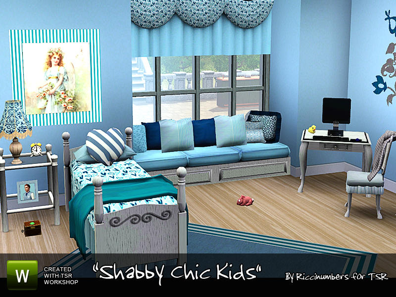 thenumberswoman 39 s shabby chic kids. Black Bedroom Furniture Sets. Home Design Ideas