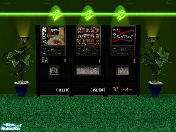 Halloween4 S Vending Machines Automonous