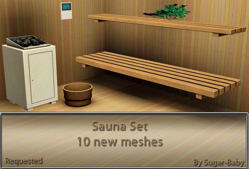 3 at sauna