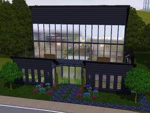 Sims 3 — The Rainbow House by alicia7tommy — This is a three story, four bedroom, two and a half bathroom house with a